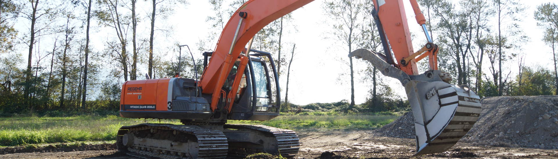 Agricultural Excavating